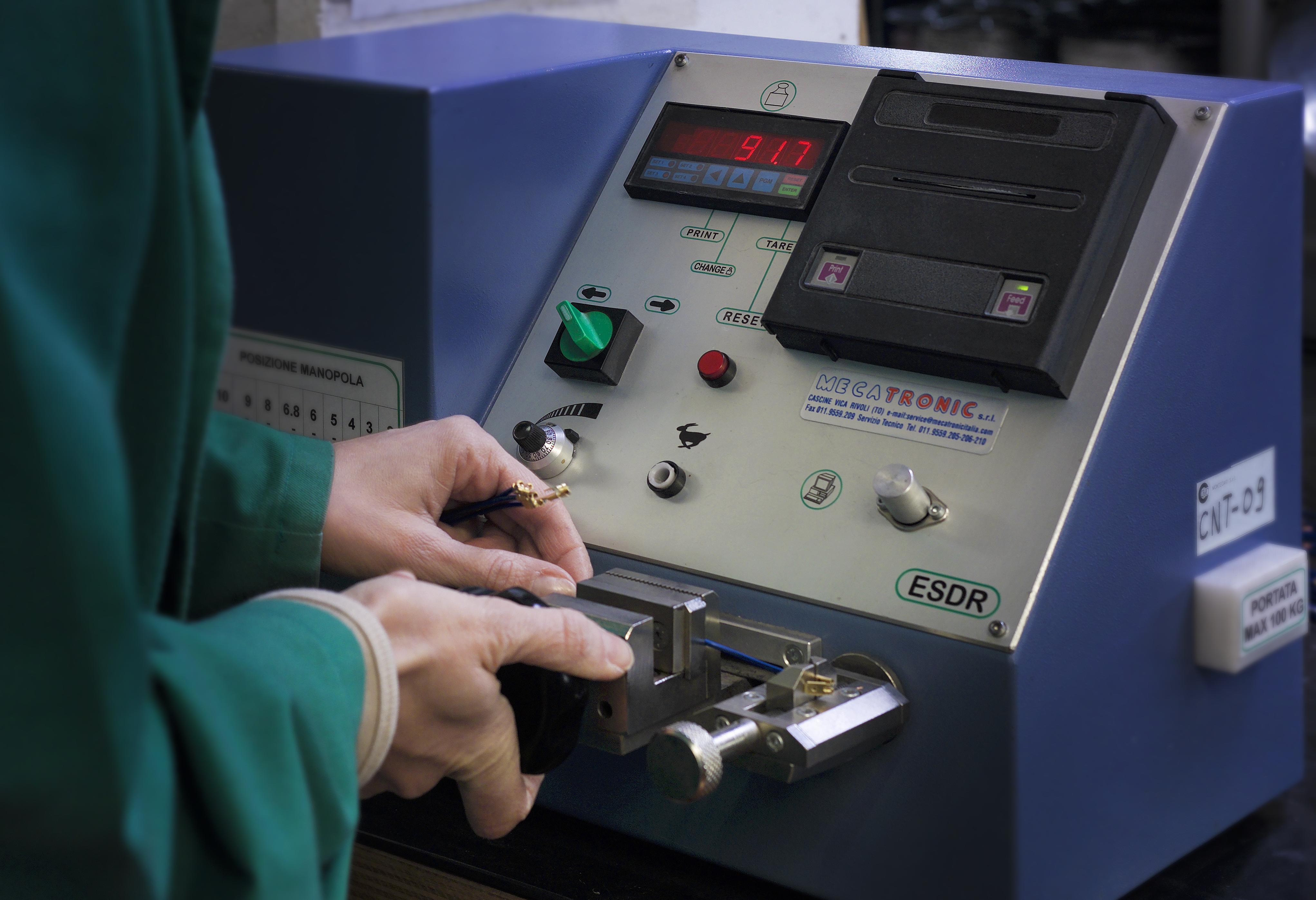 Wiring Quality Compliance Montecavi Harnesses Wire Harness Standards Print Prova Trazione